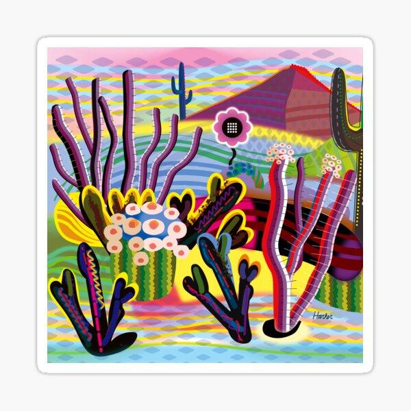Ayahuasca Trails Sticker