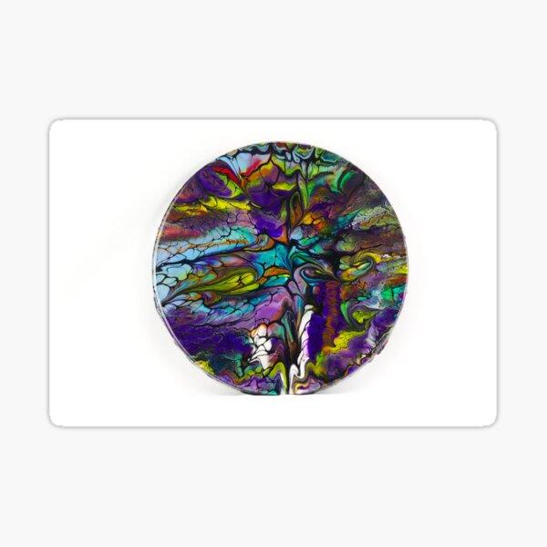 Morning Glory-Serenity Series Sticker