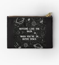 5SOS 5 Seconds of Summer Outer Space Lyric Doodle Studio Pouch