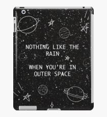 5SOS 5 Sekunden des Sommer-Weltraumlyrik-Gekritzels iPad-Hülle & Klebefolie