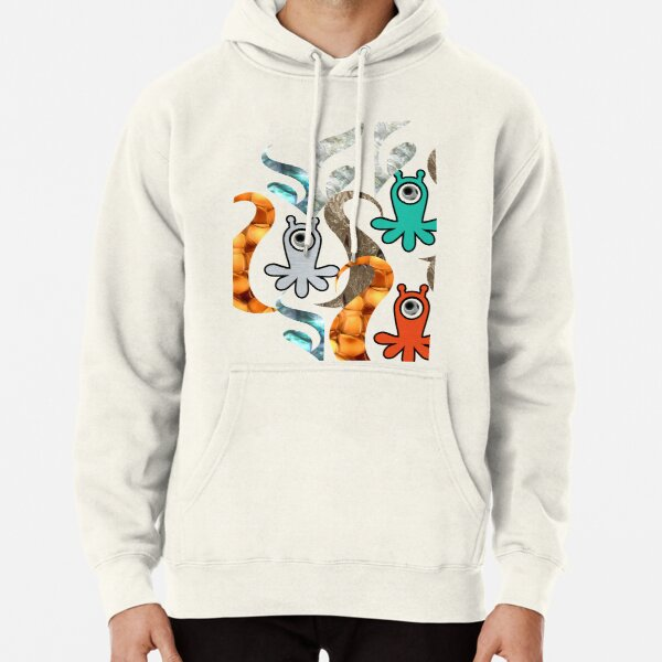 UNICORN T-SHIRTS & TOPS Octopus Pullover Hoodie