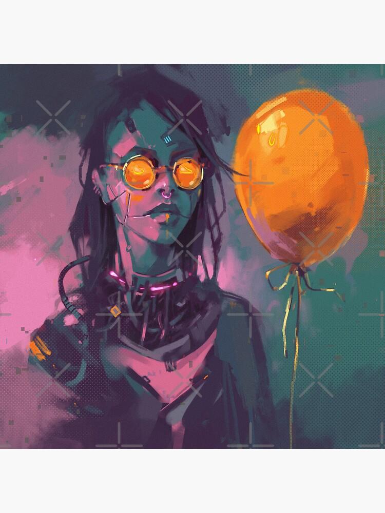 Baloon by NinjaJo