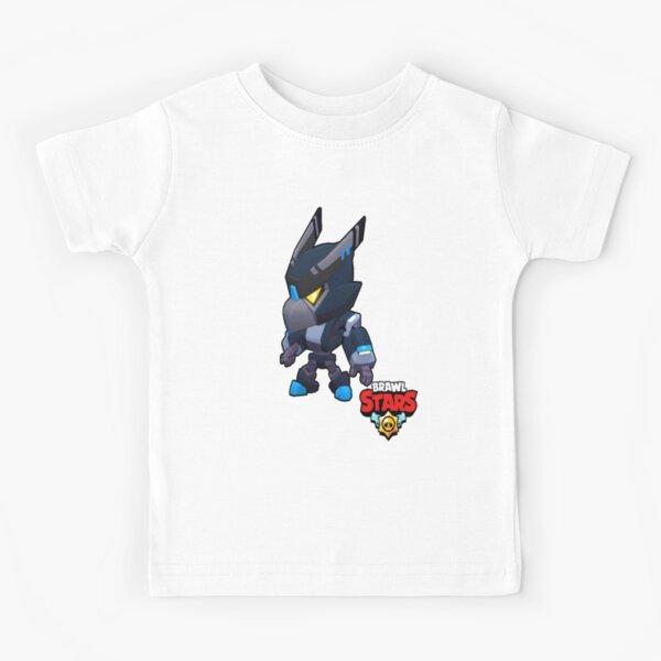Brawl stars crow Camiseta para niños