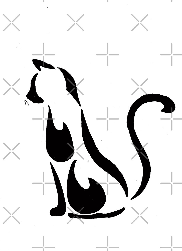 Cat by BlackDevil
