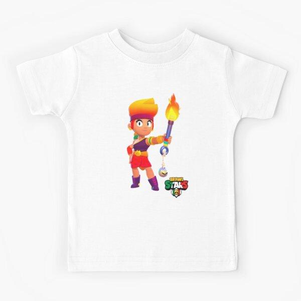 Brawl stars  Camiseta para niños
