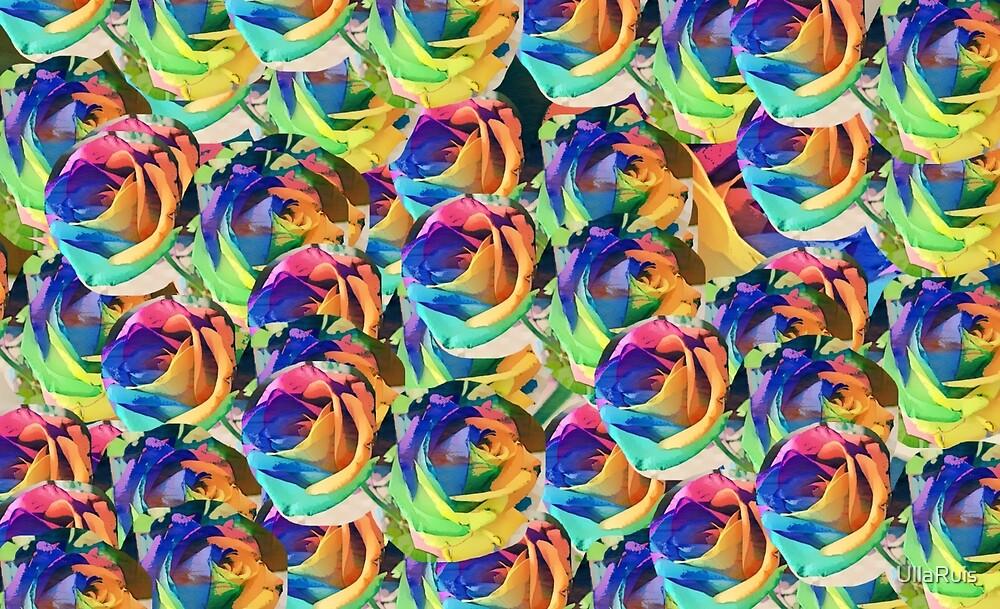 Roses, roses by UllaRuis