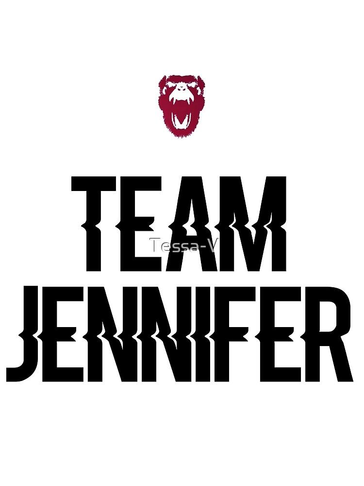 Team Jennifer by Tessa-V