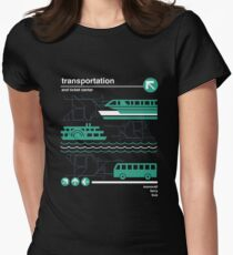 Monorail, Bus and Ferry T-Shirt