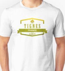 Tignes Ski Resort France T-Shirt