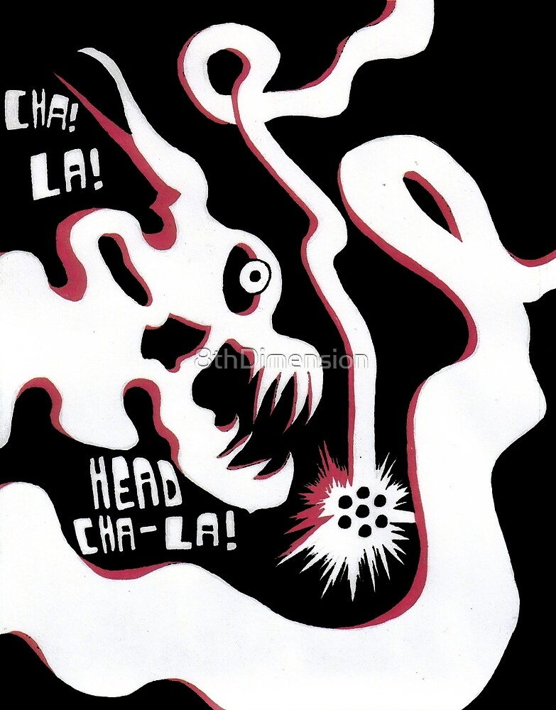 Head Cha La by 8thDimension