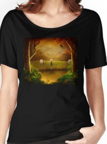 Hunting Wolf Women's Relaxed Fit T-Shirt