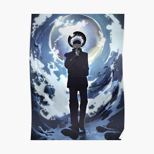 Jujutsu Kaisen Satoru Gojo Poster