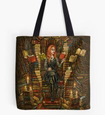 The Word Witch Tote Bag