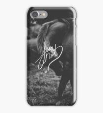 Fear Not iPhone Case/Skin