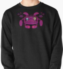 Space Zimvader Pullover Sweatshirt