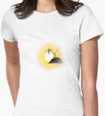 Coconut Sunset  Women's Fitted T-Shirt