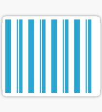 Dapper Dans - Blue Sticker