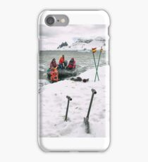 Antarctic Arrival - Antarctica iPhone Case/Skin