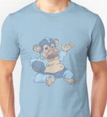 Mega Monkey - a Mega Man Adaptation Unisex T-Shirt