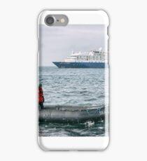 Antarctic Operations - Antarctica iPhone Case/Skin