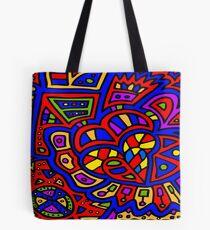 Abstract #414 Tote Bag