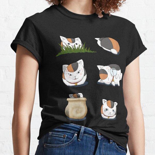 Nyanko Sensei Moods Classic T-Shirt