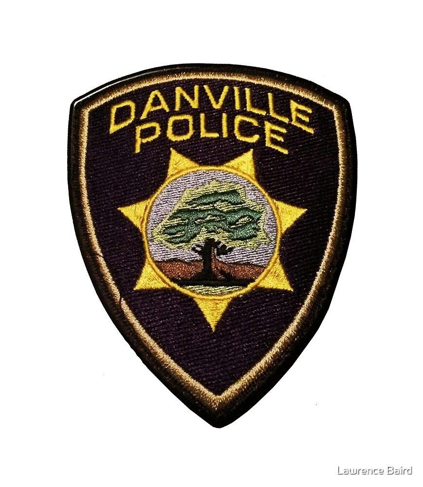 Danville Police by Lawrence Baird
