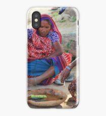 Sarnath Ladies iPhone Case/Skin