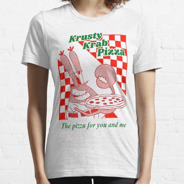 Krusty Krab Pizza Essential T-Shirt