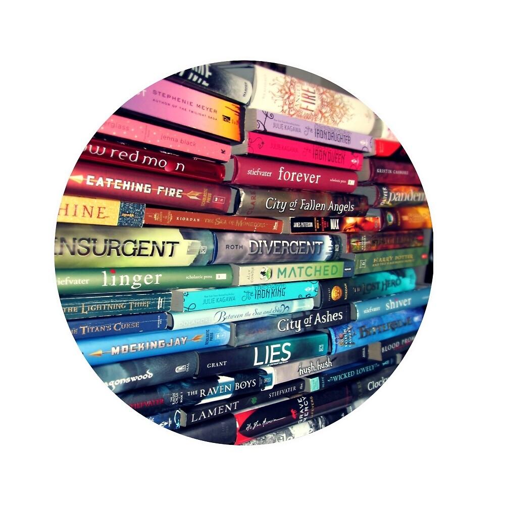 YA books by CapitolTradeCo