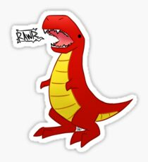 T-Rex? Sticker