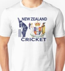 New Zealand Cricket Unisex T-Shirt
