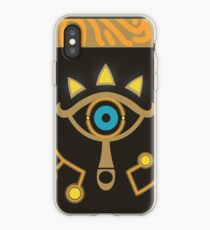 Sheikah Schiefer Design iPhone-Hülle & Cover