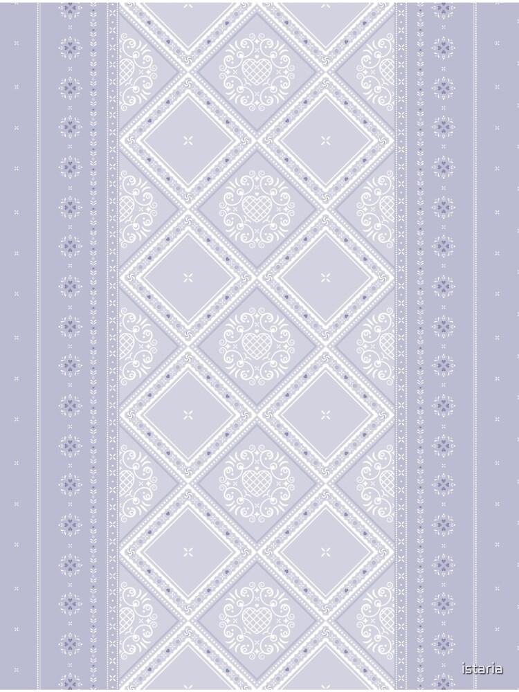 Frosty Winter Pattern by istaria