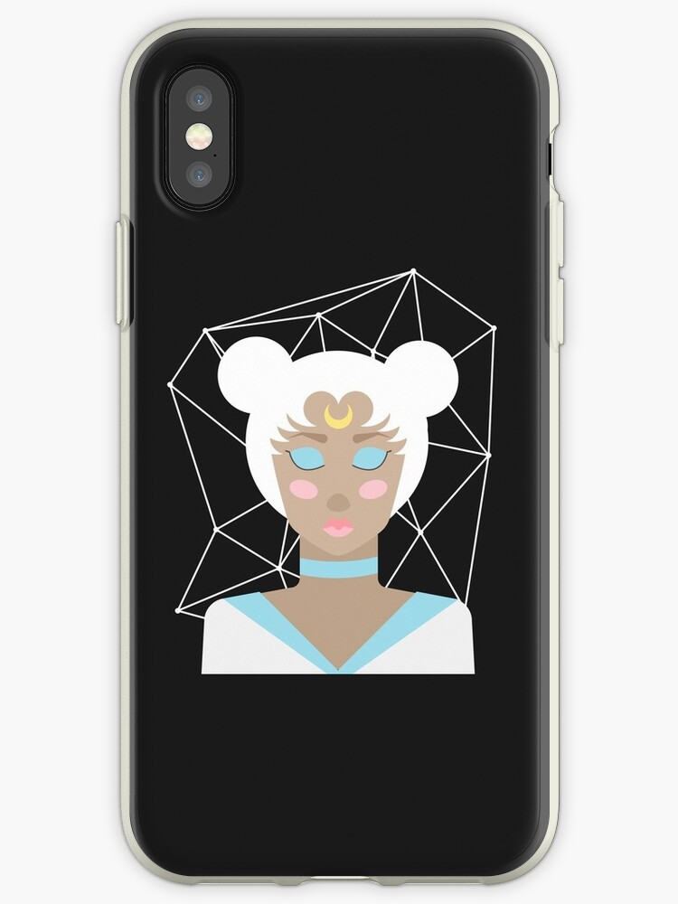 Serenity - Sailor Moon Inspired Portrait by lunanova