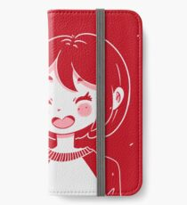 Cool Girl iPhone Wallet/Case/Skin