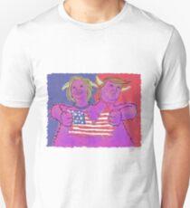 2 Headed Monster (2016 Election) Unisex T-Shirt