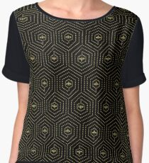 Honeycomb Home Women's Chiffon Top
