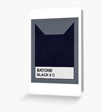 BATONE Greeting Card
