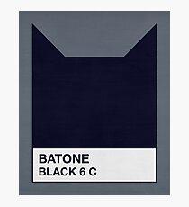 BATONE Photographic Print