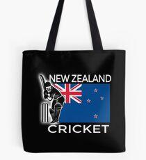 New Zealand Cricket Tote Bag