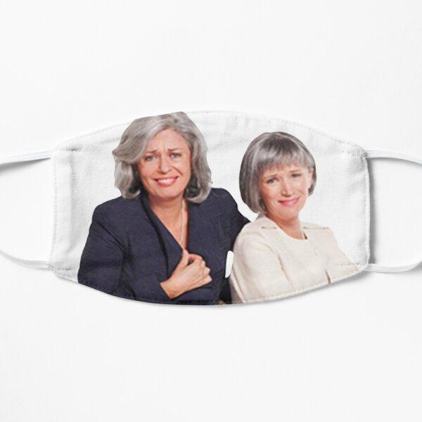 Kath and Kim: Prue and Trude Flat Mask