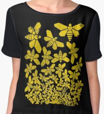 Breaking Escher Women's Chiffon Top