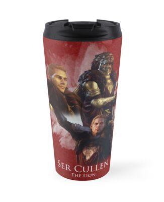 Ser Cullen - The Lion by Michaela Pissott