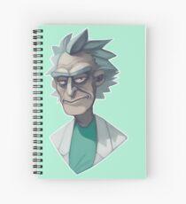 That Wubba Lubba Dub Dude Spiral Notebook