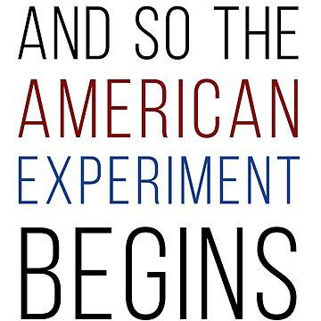 Hamilton - American Experiment by thattaragirl