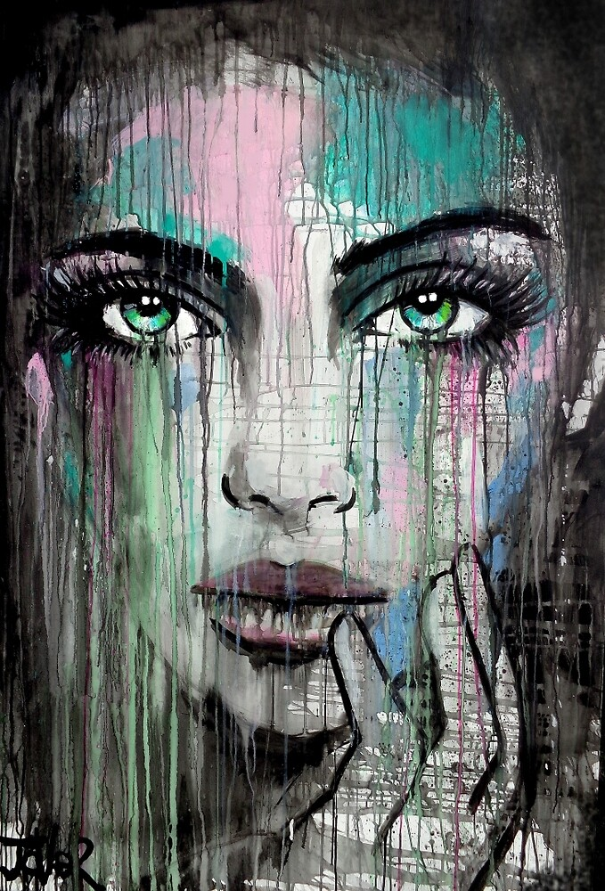 new muse by Loui  Jover