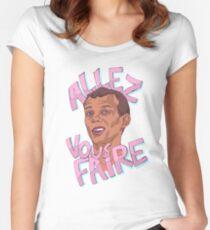 avf Women's Fitted Scoop T-Shirt