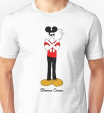 Simouse Cowell Unisex T-Shirt