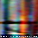 what counts? by eon .